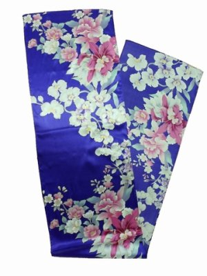 Photo2: Special Offer!  Japanese Silk Stole - RAN -
