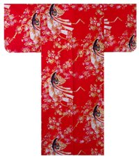 HIMEZAKURA - Cherry Princess - (WOMEN: Cotton YUKATA)