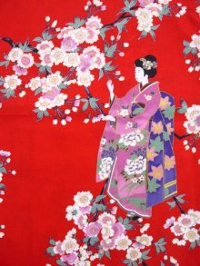 OTHER IMAGES1: MAIKO -Lovely MAIKO - (WOMEN: Cotton HAPPI)