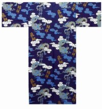 Special Offer!  UNRYU (MEN: Cotton YUKATA)