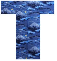 FUJI YAMA - Mt. FUJI - (MEN: Cotton YUKATA)